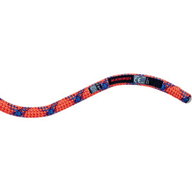 Mammut 9.8 Eternity Protect Rope 50m neon orange-violet